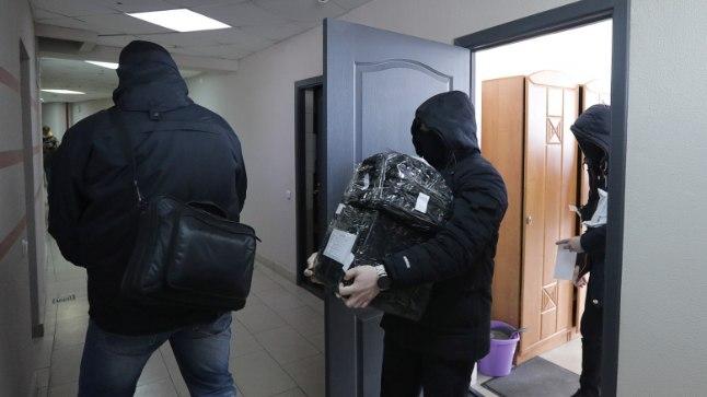 Valgevene politsei korraldas ajakirjanike ja aktivistide kodudes haaranguid | Õhtuleht