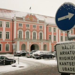 OHT RIIGILE: riigikogu kantselei töötajad kardavad kerjust!