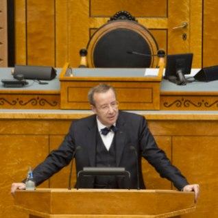 President Ilves: riigikogu liikmete puutumatus on oma aja ära elanud