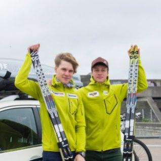 KÕVA APSAKAS: Pihodele õpetati Norras hüppemäel vale tehnikat
