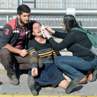 GALERII ja VIDEO | Ankaras plahvatas pomm, vähemalt 30 inimest on saanud surma
