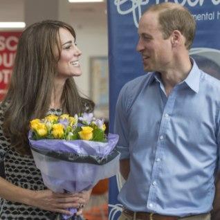 FOTOD | William ja Catherine tegid ühisvisiidi Harrow kolledžisse