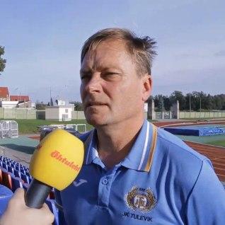 ÕHTULEHE VIDEO | Tuleviku peatreener Aivar Lillevere: pole ime, kui Ahjuperat sel aastal näeme