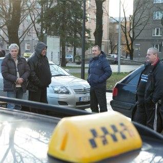 Viissada taksojuhti võib jääda keeleoskamatuse tõttu tööta
