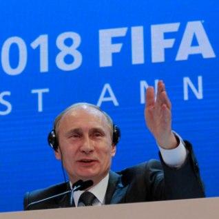 PUTIN FIFA AMETNIKE ARRETEERIMISEST: kas inimene on süüdi, otsustab kohus!