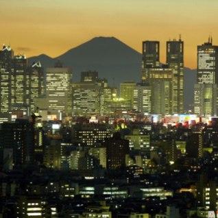 Jaapani pealinna raputas maavärin