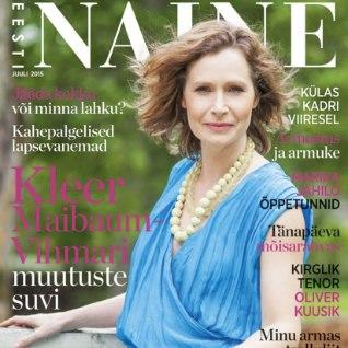 Vaata, millest põnevast kirjutab Eesti Naine juulis