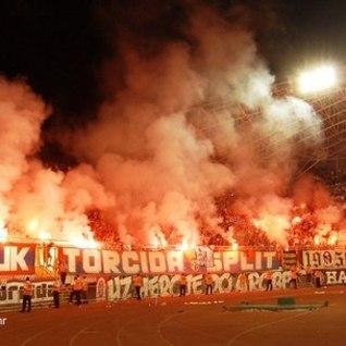 LÄHEB MÜRGLIKS? Sillamäe Kalev ootab homsele euromängule ülituliseid Horvaatia jalgpalliklubi fänne