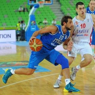 Itaalia teatas hirmtugeva korvpallikoondise