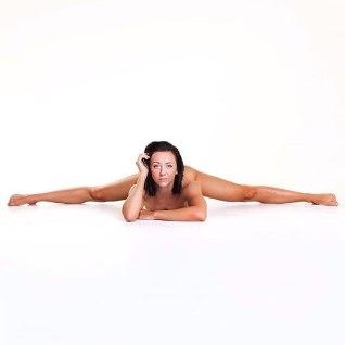 VÄGEV FOTO | Eesti fitnessikaunitar poseeris alasti!