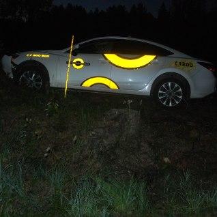 Politsei palub abi Luunja vallas toimunud liiklusõnnetuse tagamaade selgitamiseks