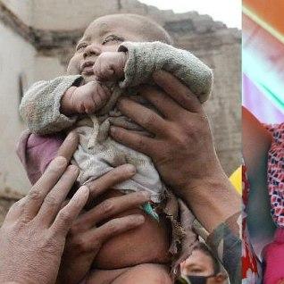 FOTOD: Mis on saanud Nepalis rusude alt päästetud beebist?