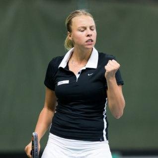 TUBLI! Anett Kontaveit pääses raske võiduga US Openi põhiturniirile!