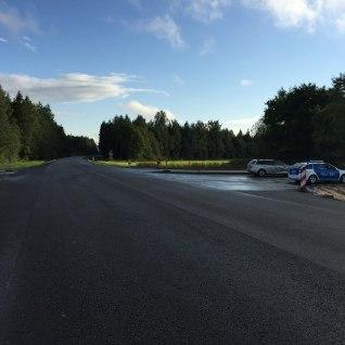 FOTOD: Roosna-Allikul põrkasid autod kokku, haiglasse toimetati üks inimene