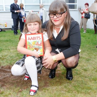 PILTUUDIS: kooliteed alustas ka Airi Allvee tütar