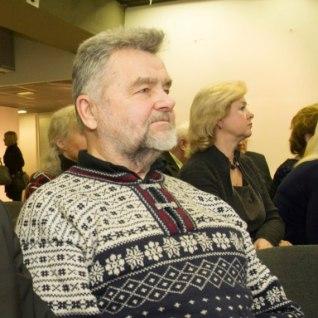 Riigikogu vanim liige Rein Ratas: püüan elada nii, et iga päev oleks sõbrapäev