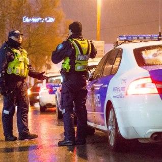 Politsei otsib Tallinnas Punasel tänaval toimunud liiklusõnnetuse pealtnägijaid