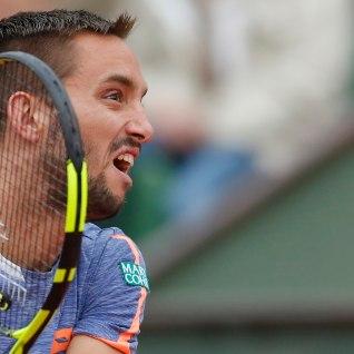 VIDEO | Pärast kaotust aru kaotanud maailma 27. tennisist kohtunikule: sa oled idioot