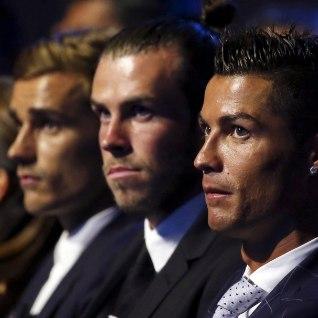 Cristiano Ronaldo võitis järjekordse kõrge auhinna