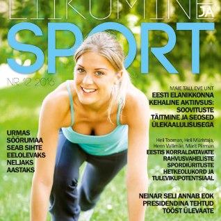Vaata, millest kirjutab ajakirja Liikumine & Sport kõige värskem number!