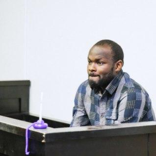 Kamerunist pärit Edmond kohtu ees: kas teda ootab Eestist väljasaatmine?