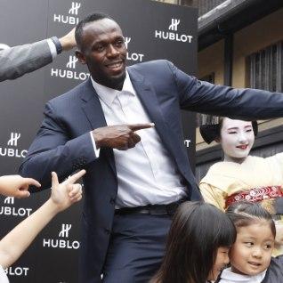<font color=&quot;#d30008&quot;>Kauane maailma kiireim mees Usain Bolt:</font> tahan nüüd alustada jalgpallurikarjääri!