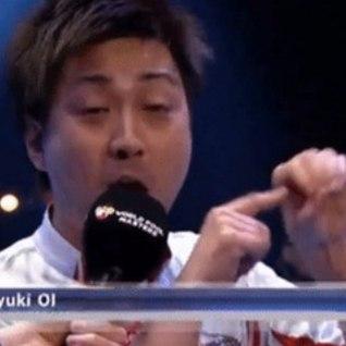 NAERA VÕI TILK PÜKSI! VIDEO | Pastakas, õun ja umbkeelne jaapanlane ehk maailma kõige naljakam spordiintervjuu