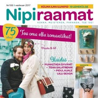Värske Nipiraamat on kohal!