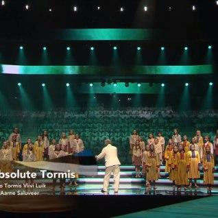<font color=&quot;#d30008&quot;>VÄGEV! </font>Esmakordsel kooride Eurovisioonil rabas ETV tütarlastekoor Veljo Tormise l