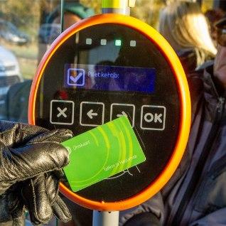 Кандидаты в мэры Таллинна от оппозиции <font color=&quot;#d30008&quot;>критикуют бесплатный транспорт</font>. Сохранят л