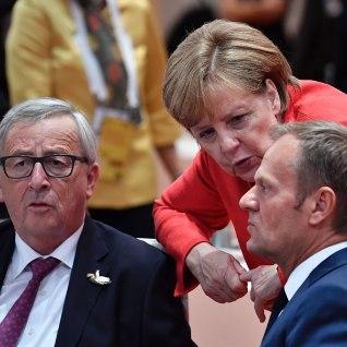 Tallinnasse saabuvad korraga Merkel, Juncker, Tusk, May jt Euroopa tipp-poliitikud