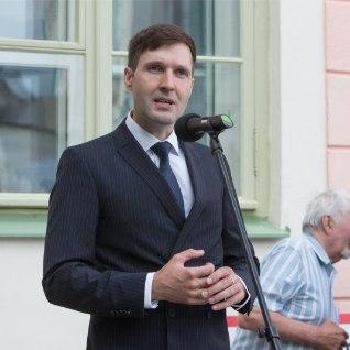 <font color=&quot;#d30008&quot;>Мартин Хельме</font>: &quot;Главная цель этих выборов – сменить власть в Таллинне&quot;
