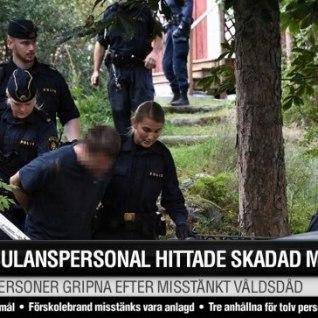 Mis võis juhtuda surmavalt vigastatud eestlasega, kes leiti Rootsis auto pagasiruumist?