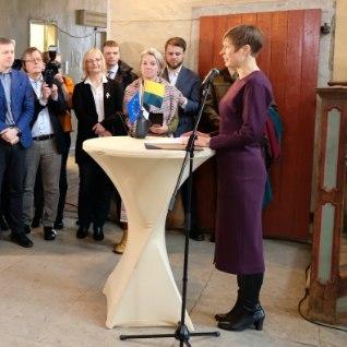 Kaljulaid: Narva on Eesti järgmine suur edulugu