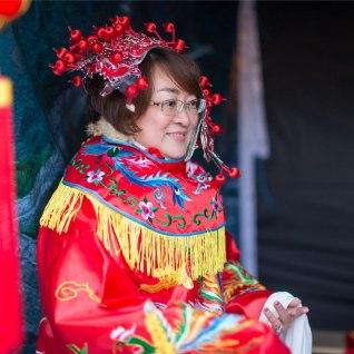 GALERII | Vabaduse väljakul tähistati Hiina uut aastat