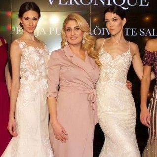 <font color=&quot;#d30008&quot;>PILDID | </font>Winter Fashion Showcase raames esitleti hõrgult naiselikke moekollektsioone