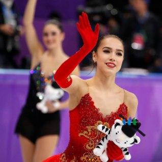 15aastane imelaps avas kaks päeva enne olümpia lõppu Venemaa kullasaldo
