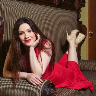Näitlejanna Jekaterina Novosjolova: vanaema kasvatas mind sotsiaalabi ja pensioniraha eest!