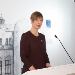 Kaljulaid: lähen Moskvasse, kui Venemaa ratifitseerib piirilepingu