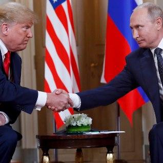 Холодная война закончилась. Трамп назвал встречу с Путиным переломным моментом в отношениях