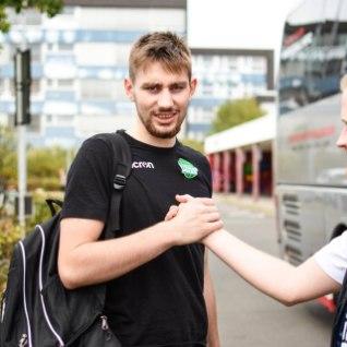 <font color=&quot;#628e24&quot;>Drell ja Kullamäe</font> alustavad hooaega Saksamaa kõrgliiga tasemel klubi vastu