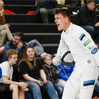 <font color=&quot;#af3399&quot;>HEA TÖÖ!</font> Eesti meesvehklejad napsasid Rootsis kaksikvõidu