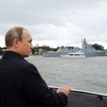 Putin: põhjapoolus kuulub Venemaale!