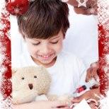 MEELEHEITEL ISA PALVE: palun hoidke mu naist elus kuni jõuludeni, et ta näeks meie poega kingitusi avamas...