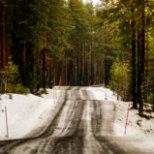 <font color=&quot;#1877b9&quot;>FOTOD |</font> MUSTA PORI NÄKKU ehk Vaata, kuidas Tänak ja Pärn Rootsi rallil sõita saaksid