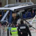 Prantsusmaal hukkus bussiõnnetuses kuus last