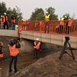Hollandis avati 3D-prinditud sild