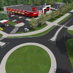 Kaveks Holding OÜ ja MA Kinnisvara Arendus OÜ rajavad Viimsi äärealale Pärnamäele 4 miljoni euro eest uue kaubanduskeskuse ja ärihoone, mis peaksid valmima 2016. aasta juunis.
