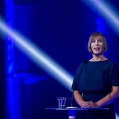 "Президент Керсти Кальюлайд написала ответ на опубликованную на портале EurActiv статью ""The Brief: Europe's elites rush to hide behind Mutti's skirts""."
