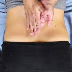 Minutilisest videoklipist leiad targad ja tõhusad võtted, kuidas teha lõõgastavat alaseljamassaaži.